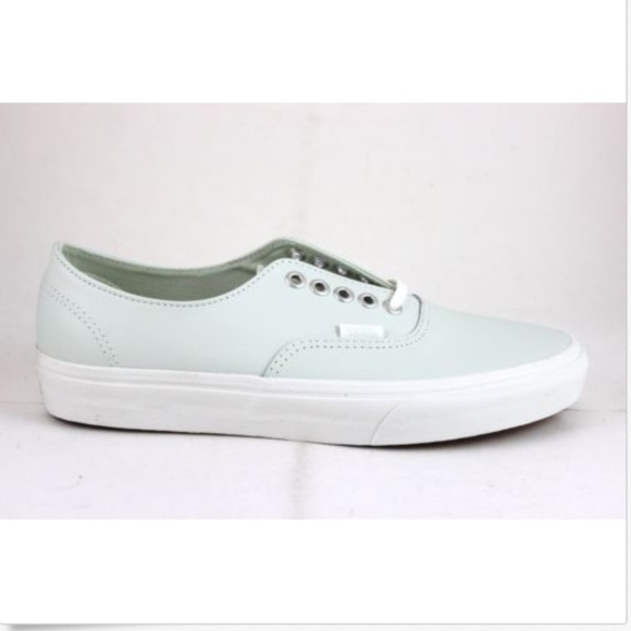 8f766a7be0 Vans Authentic Decon Leather Zephyr Blue Shoes🌹